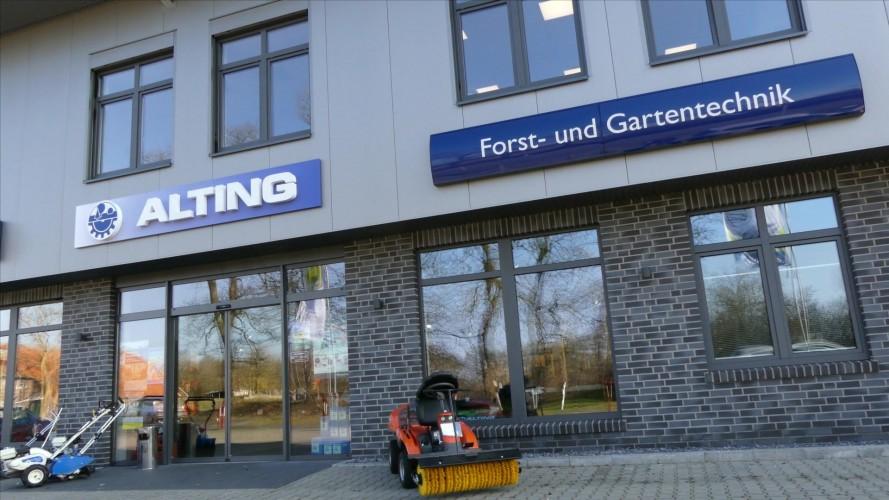 Alting Forsttechnik Gartentechnik Ostfriesland