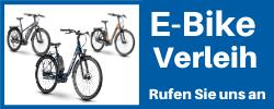 E-Bike-Verleih-Banner